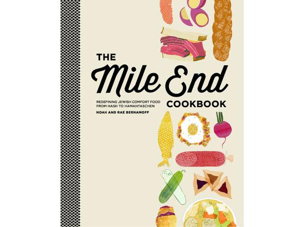 """Photo: Get more details about Noah and Rae Bernamoff's """"The Mile End Cookbook"""" >> http://ow.ly/fD0Jl."""