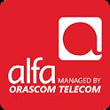 Alfa icon