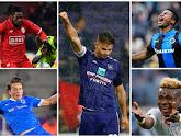 Deze tien spelers uit de Jupiler Pro League zagen hun marktwaarde het felst stijgen