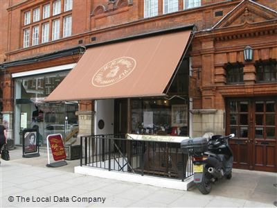 H R Higgins on Duke Street - Tea & Coffee Merchants in Mayfair