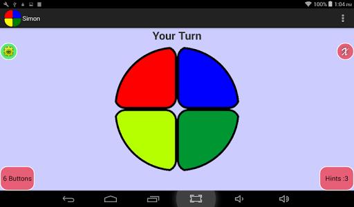 玩免費解謎APP|下載Simon Memory Game app不用錢|硬是要APP