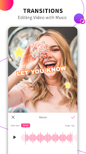 Like.ly - Make lite music video for likee