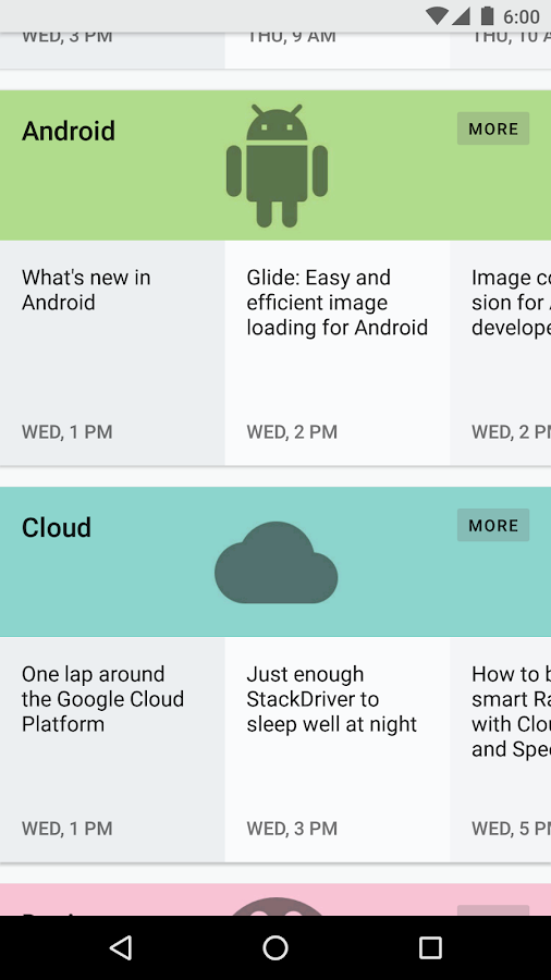 Warm up with Google I/O 2016 with the Official App