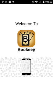 BookeeyWallet - náhled