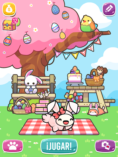 Happy Hop: Kawaii Jump - screenshot