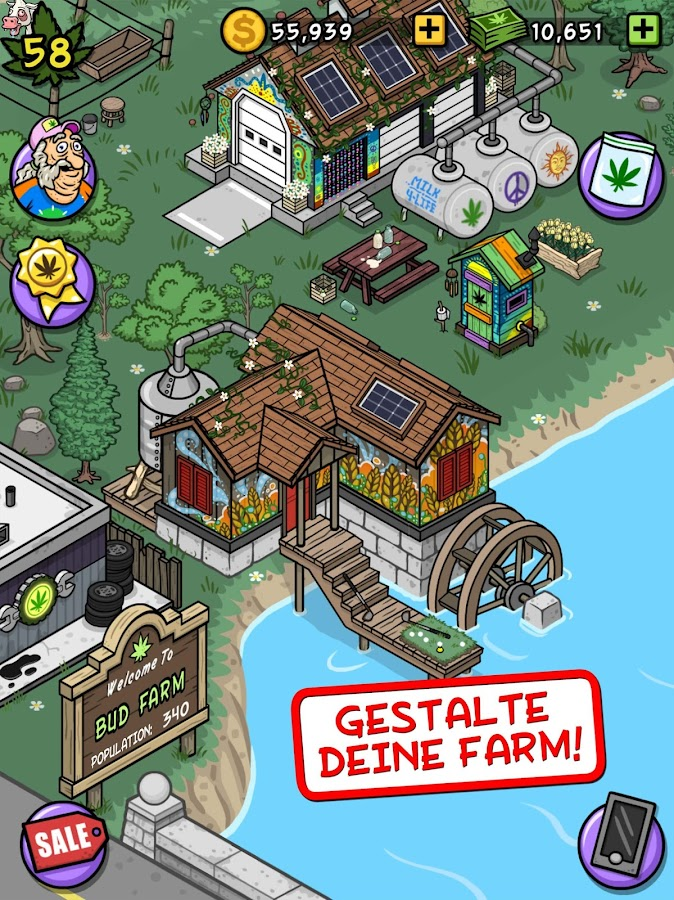 Pot Farm: Grass Roots- screenshot