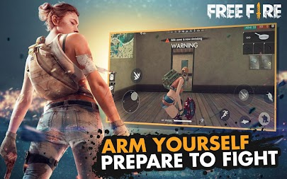 Garena Free Fire – Winterlands APK screenshot thumbnail 13