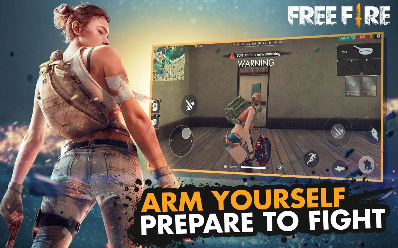 Garena Free Fire screenshots