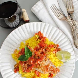 Spicy Tilapia Recipe From Blue Apron Recipe