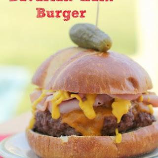 Bavarian Ham Burger