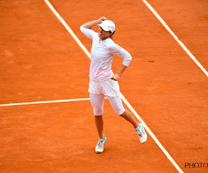 Titelverdedigster plaatst zich voor kwartfinales Roland Garros en neemt het op tegen de persoon die Elise Mertens heeft uitgeschakeld