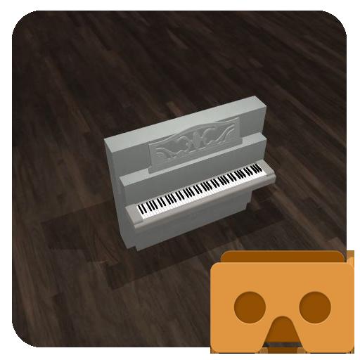 3D Piano VR for Cardboard 模擬 App LOGO-硬是要APP