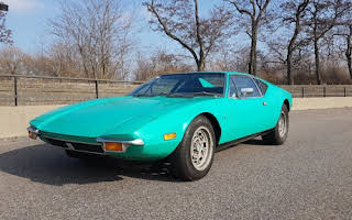 De Tomaso Pantera Rent Grand Est