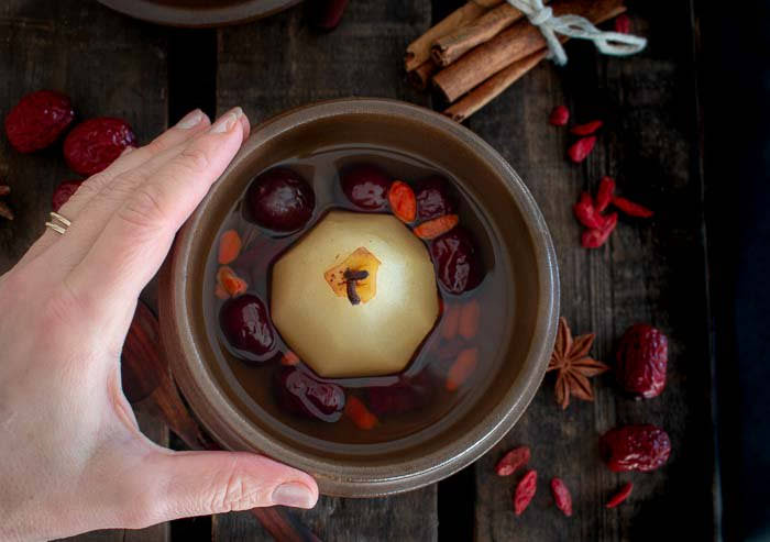 Chinese Pear Dessert Soup