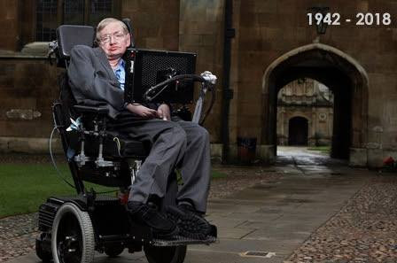 An Ode To Stephen Hawking
