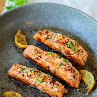 Honey Garlic Salmon Recipes