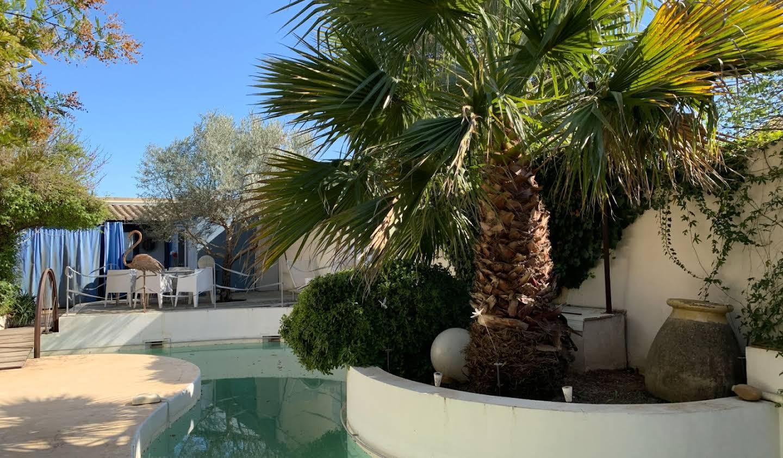 Maison avec piscine et terrasse Lunel