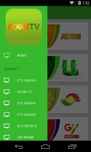 Adom TV Pro 2.0.3 screenshots 1