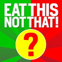 The Eat This, Not That! Game icon