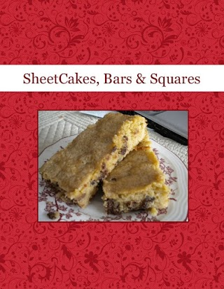 SheetCakes, Bars & Squares