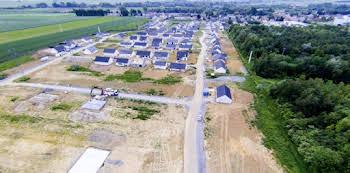 Terrain à bâtir 672 m2