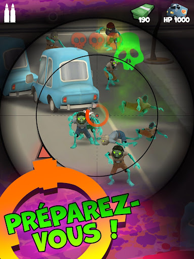 Télécharger Snipers vs Thieves: Zombies! apk mod screenshots 1