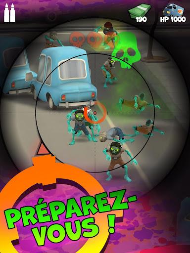 Snipers vs Thieves: Zombies!  captures d'écran 1