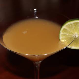 Pineapple-Mango Margatini.