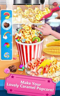 Movie Night Snack Maker - screenshot