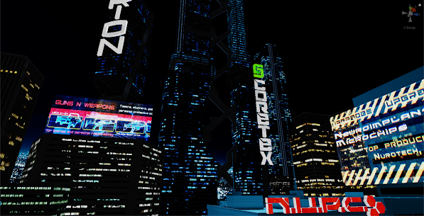 Cyber Retro punk 2069 | Offline Cyberpunk Shooter Apk Download For Android 5