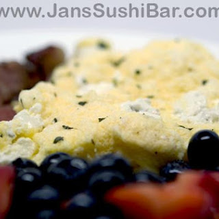 Savory Souffleed Omelet