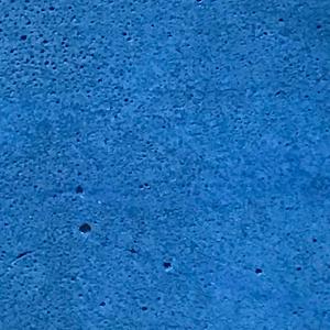 béton bleu pétrole