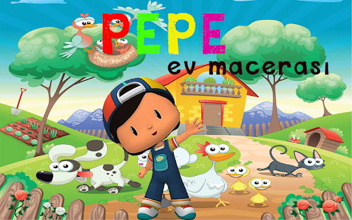 Adventure Pepe Birlik Zamani - náhled