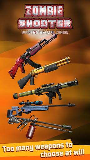 Télécharger Gratuit Walking Zombie Shooter: FPS Jeu de Tir et Survie mod apk screenshots 3