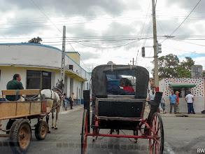 Photo: Основное средство передвижения в мелких городках.
