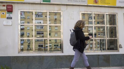 Suben los parados en Almería: 2020 eleva más de un 25% el número de desempleados