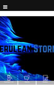 Cerulean Storm - náhled