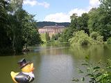 Photo: Schloss Wilhelmshöhe with Lac