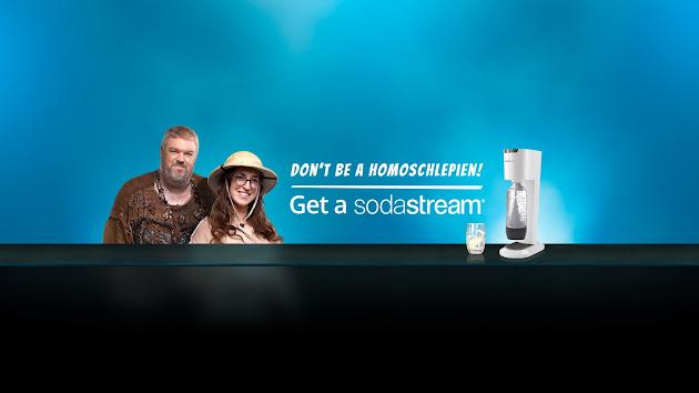 SodaStream Sverige GooglePlus  Marka Hayran Sayfası
