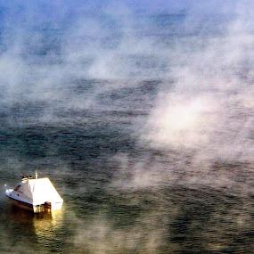 by Milos Krsmanovic - Transportation Boats