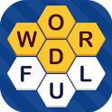 Wordful Hexa-Block Word Search icon