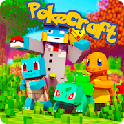 Multicraft GO: Pixelmon mod PokeCraft World MCPE