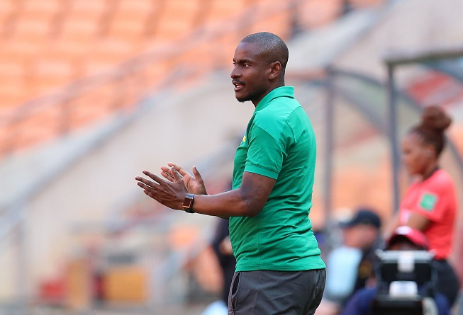 Sundowns co-coach Rulani Mokwena is expecting a response from the team after their first defeat in 28 matches in all competitions.