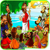 Puzzle Disciples of Jesus