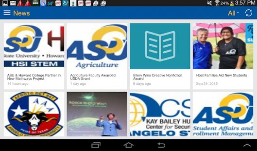 ASU Mobile- screenshot thumbnail