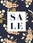 Gilded Sale - Poster item