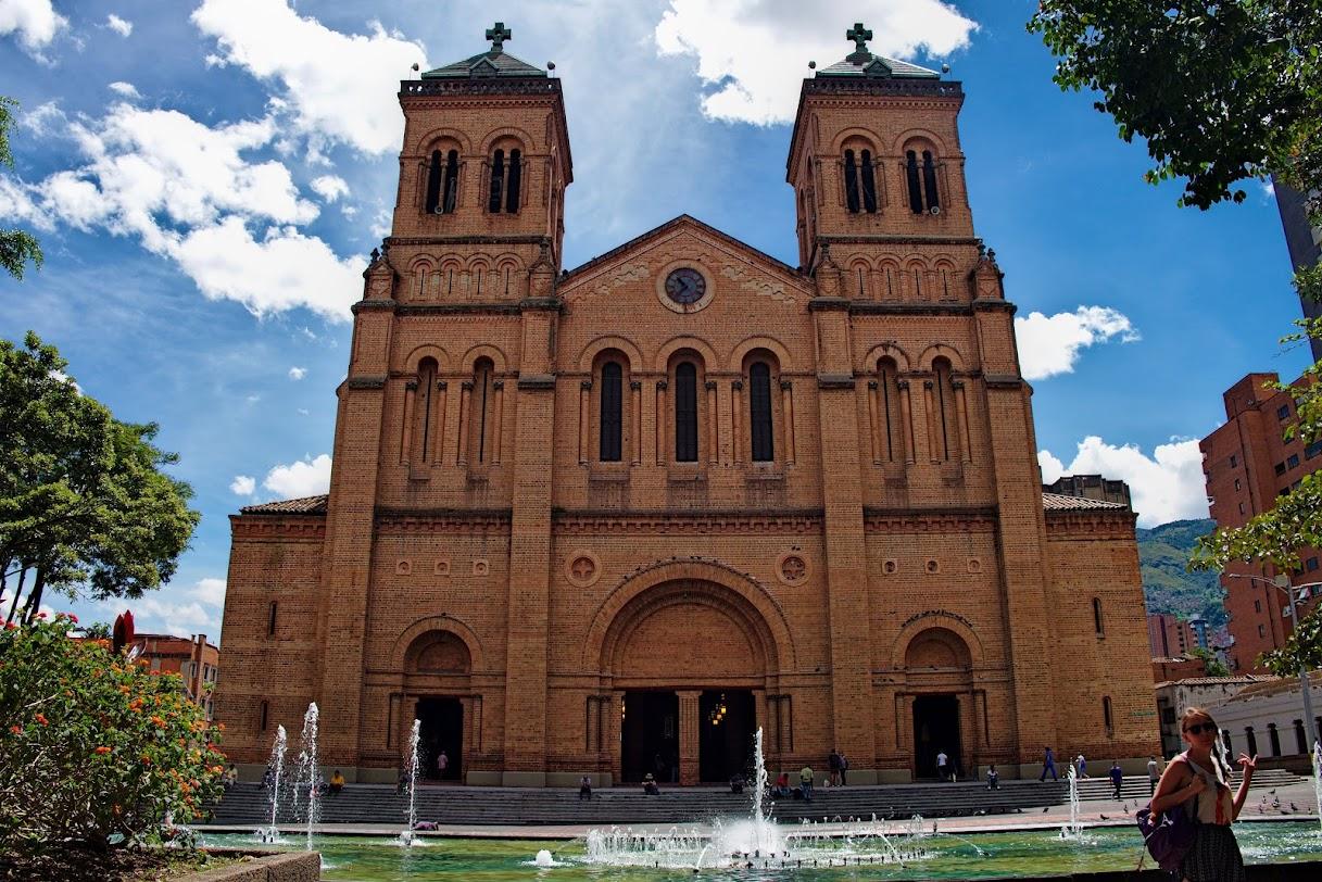 Katedra w Medellin