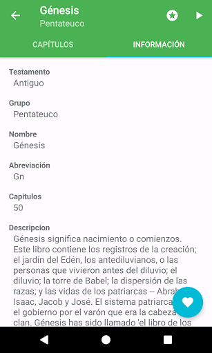 Biblia católica screenshot 3