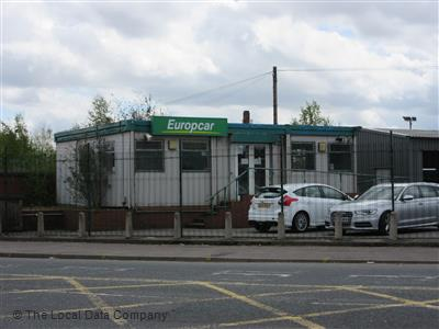 Europcar On Liverpool Street Car Van Hire In Salford Quays