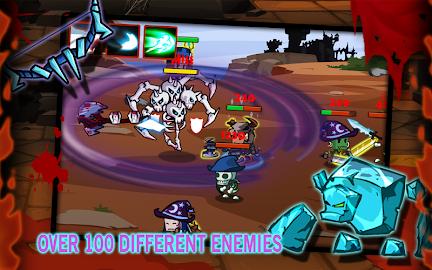 TinyLegends - Crazy Knight Screenshot 5